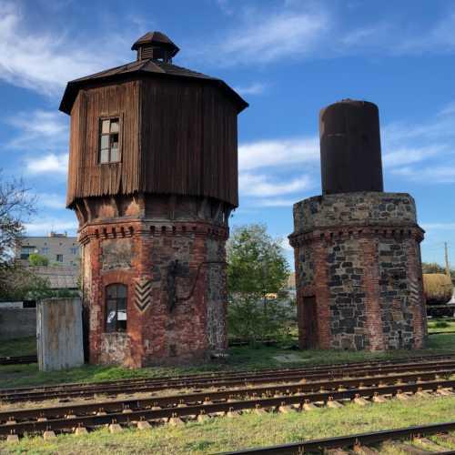 Железнодорожная архитектура конца ХХ века