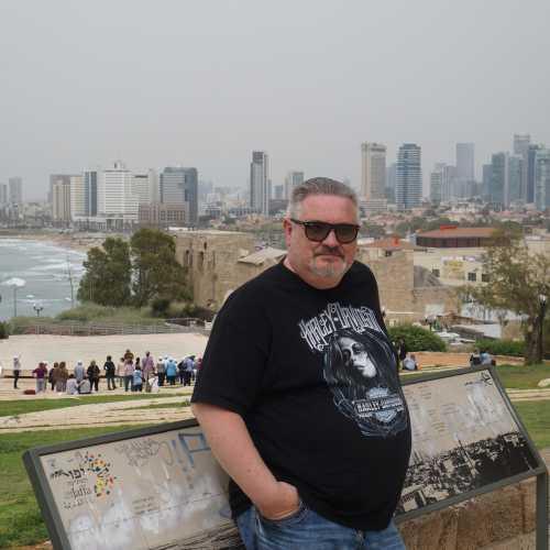 ВИд на Тель Авив