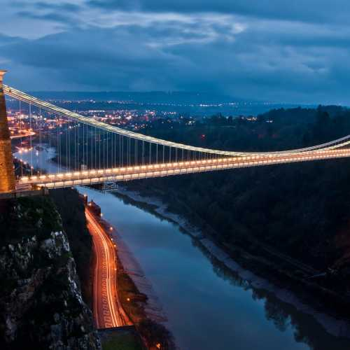 Clifton Suspension Bridge, United Kingdom