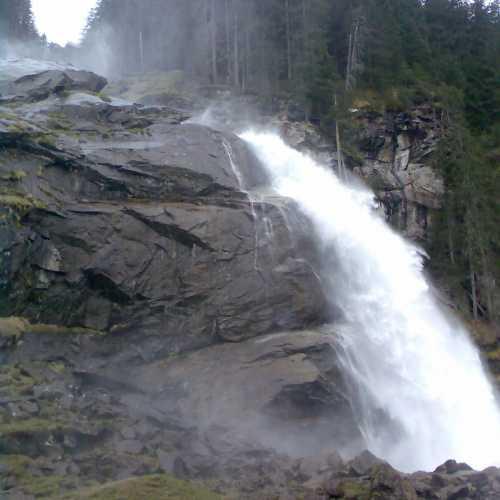 Криммльский водопад.