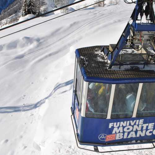 Monte Bianco, Italy