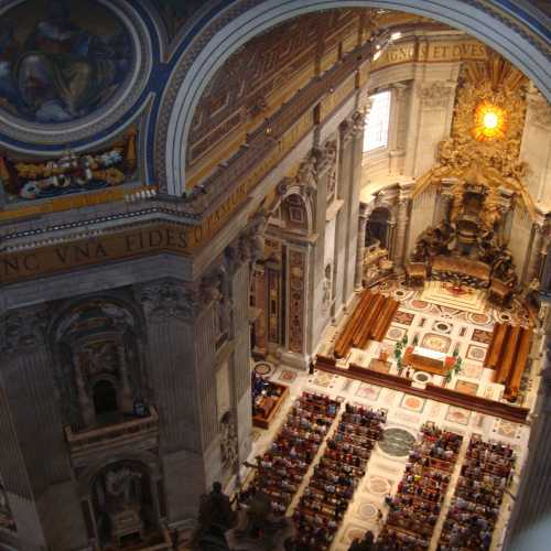 Saint-Peters Cathedral, Vatican