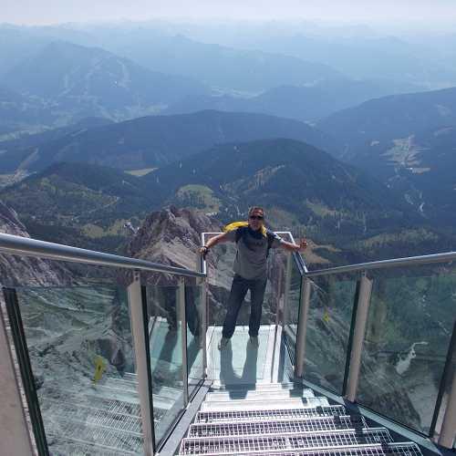 Dachstein Gletscher Sky Walk