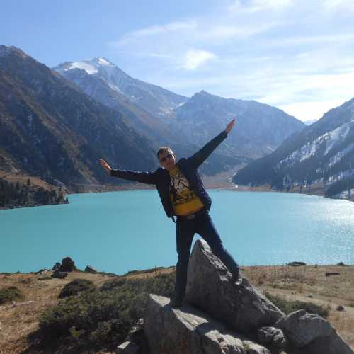 БАО — Большое Алматинское озеро