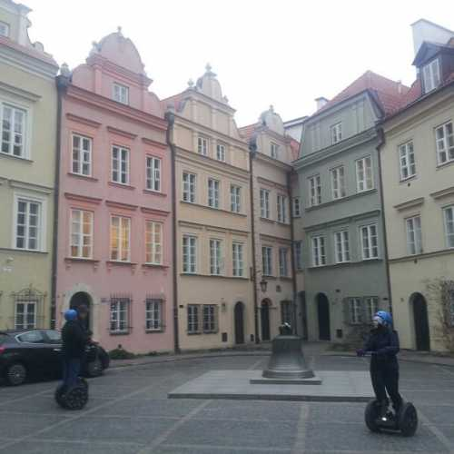 #18_12_2017 Warsaw Old Town
