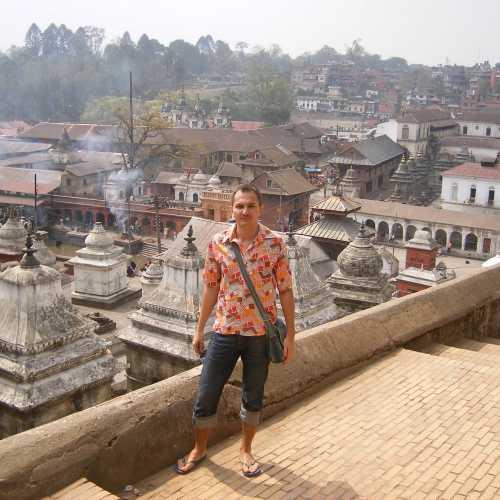 НЕПАЛ, Катманду, 18 марта 2008