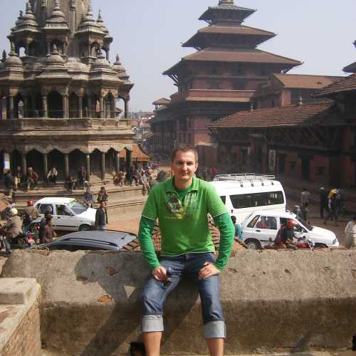 НЕПАЛ, Катманду, 19 марта 2008
