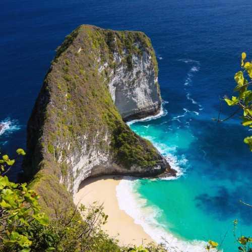 остров Нуса Пенида, Индонезия