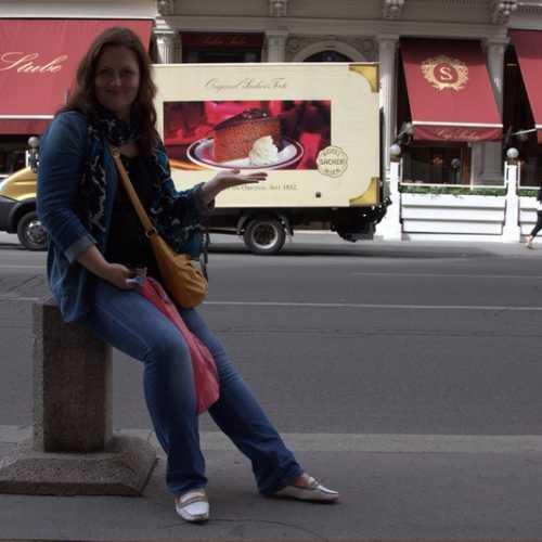 торт Захер — символ Вены