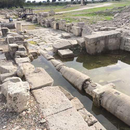Древний водоканал