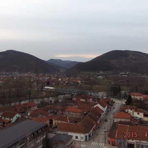 Маленький городок Трстеник