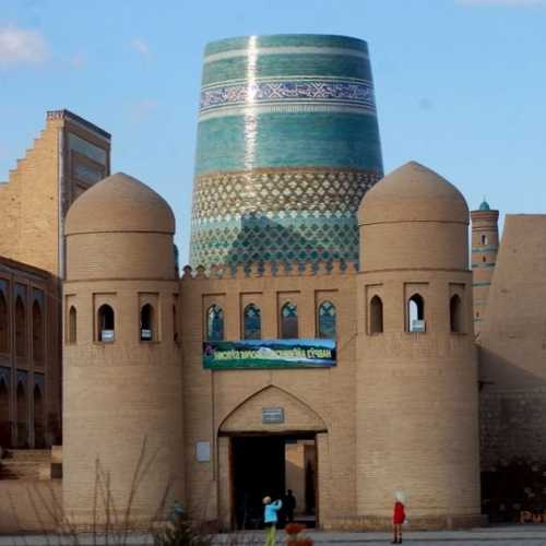 Хива, Uzbekistan