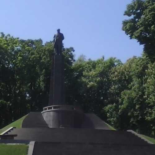 Канев, Украина