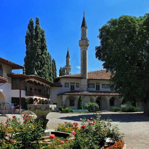 Bakhchysarai, Crimea