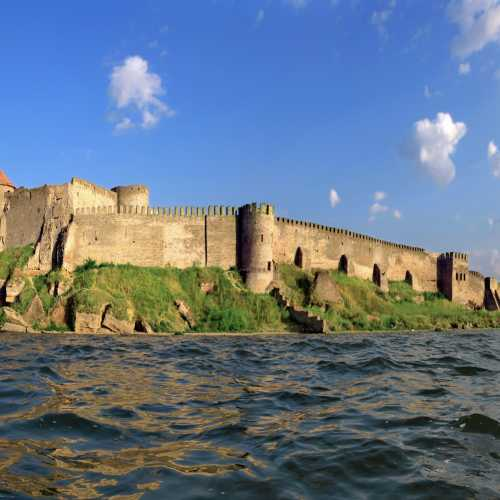 Білгород-Дністровський, фортеця