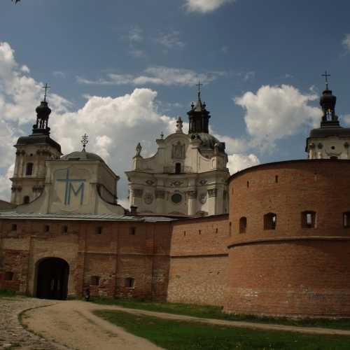 Бердичів, монастир