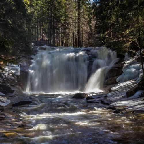 Мумлавский Водопад (Mumlavský vodopád), Czech Republic