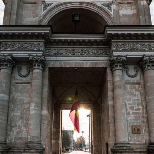 Триумфальная арка. Кишинёв