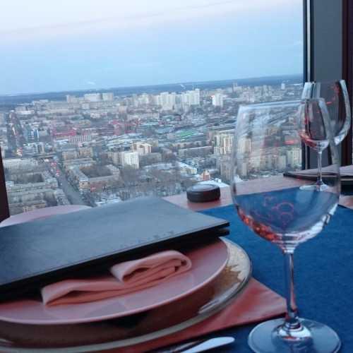 Ресторан PANORAMA A.S.P., Россия