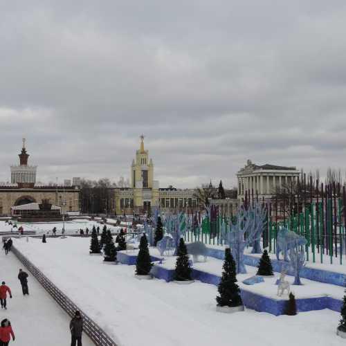 VDNKh, Russia