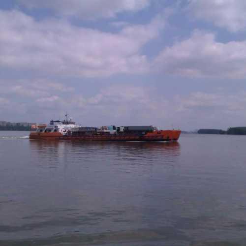 Danube Ferry, Galati