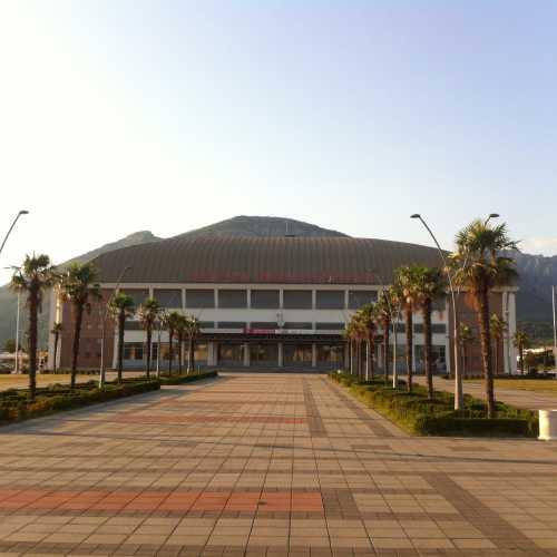 Бар, спортивный центр