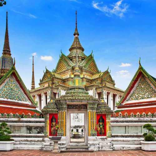 Ват пхо, Thailand