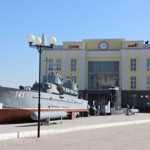 Музей военной техники УГМК, Russia