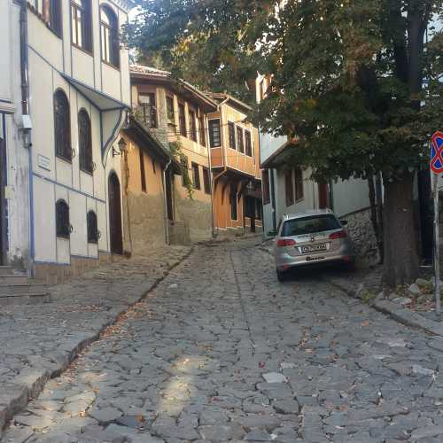 Старый город <br/> Пловдив
