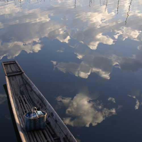 Озеро Инле, Мьянма (Бирма)
