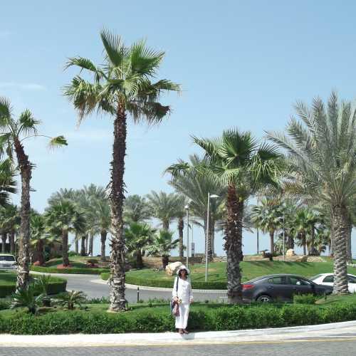 Дубай. Атлантик.