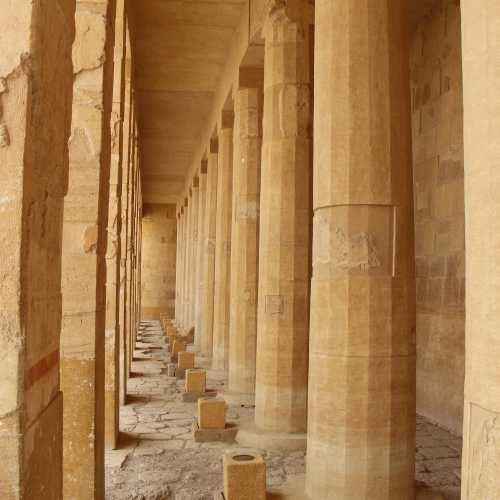 Mortuary Temple of Hatshepsut, Egypt