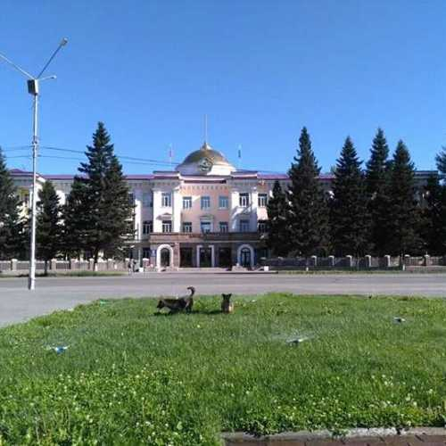 Кызыл, Россия