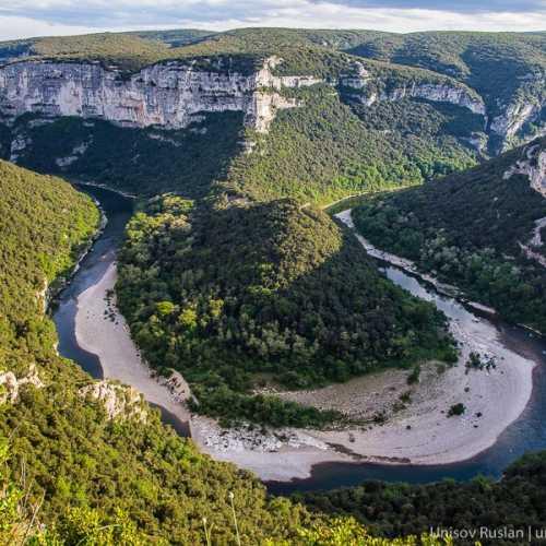 Вердонское ущелье, Франция