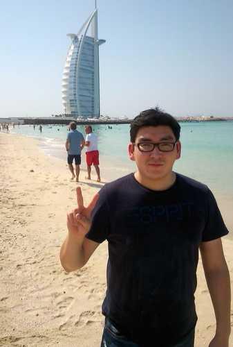 Ноябрьский день в Дубае +39