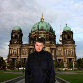 Берлин Кафедральный собор