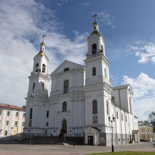 Assumption Cathedral Vitebsk, Belarus