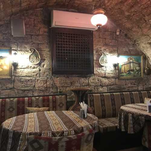 ресторан Nargiz в национальных «тонах»