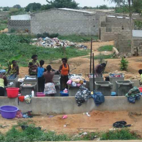Ангольская «прачечная»