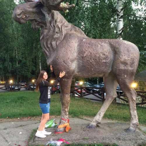 Ижевск, у стелы, 15-16 июня 2016