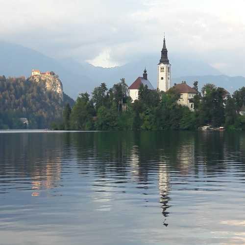 Озеро Блед, Slovenia