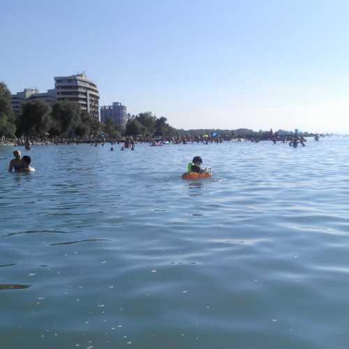 Балатон-Шиофок-пляж