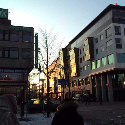 Йоэнсуу, Финляндия