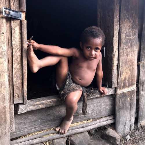 Вамена, Индонезия