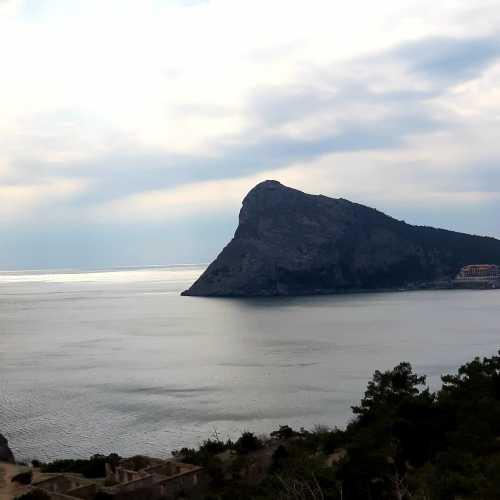 Novyi Svit, Crimea