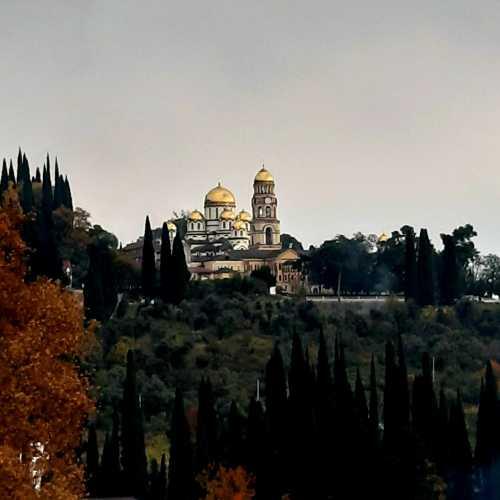 New Athos Monastery, Abhazia