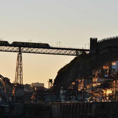 Мост дона Луиша, Португалия