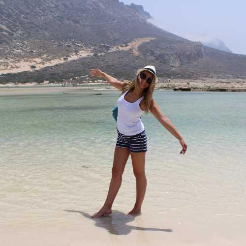 Балос, Греция