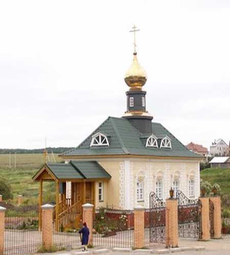 Храм Всех Святых, Russia