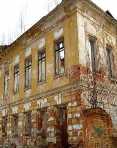 Усадьба Молоди, Russia